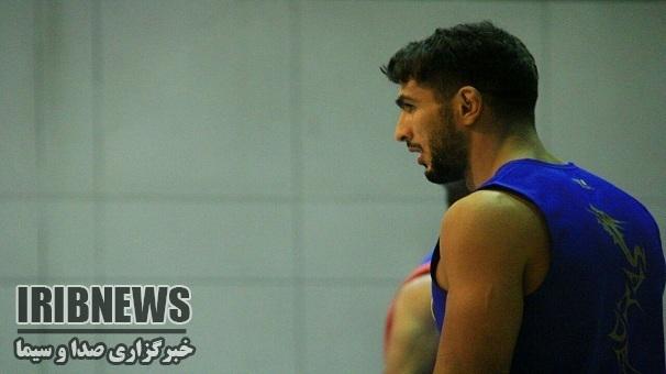 محسن سیفی در راه رقابت های آسیایی ووشو