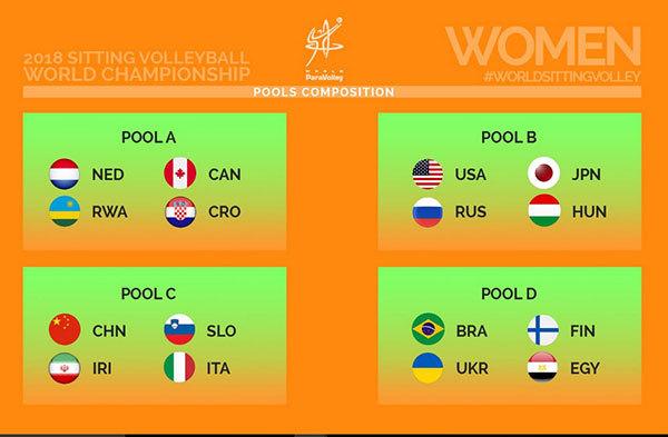 دو بانوی والیبالیست خراسان رضوی در ترکیب نهایی تیم ملی