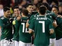 شکست آلمان مدعی مقابل مکزیک