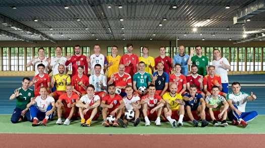 رونمایی فیفا از پیراهن رسمی ۳۲ تیم