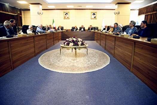 جلسه هیأت عالی نظارت مجمع تشخیص مصلحت
