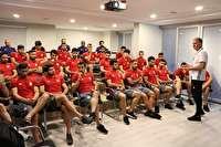 جلسه فنی تیم ملی برگزار شد