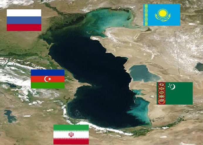 برگزاری سومین نشست کشورهای حوزه دریای خزر