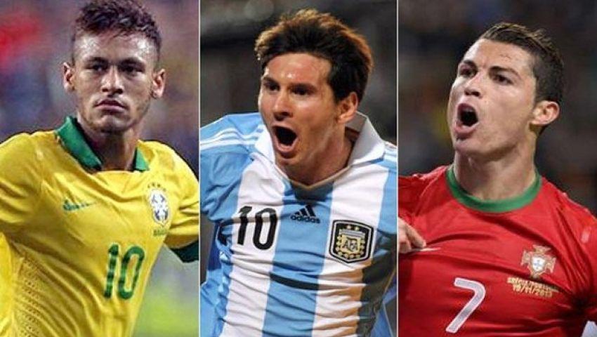 ناکامی ستارههای جهان فوتبال