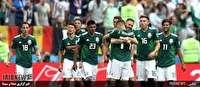 حذف کره جنوبی از جام جهانی به دست مکزیک