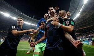 جام جهانی 2018 روسیه؛ کرواسی، رویای سهشیرها را برباد داد