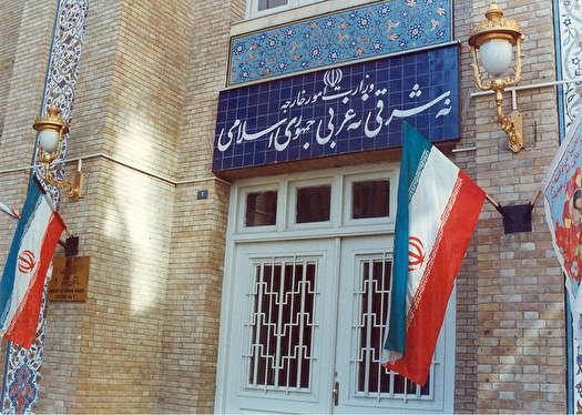 رد اتهامات تکراری بیانیه ناتو درباره ایران