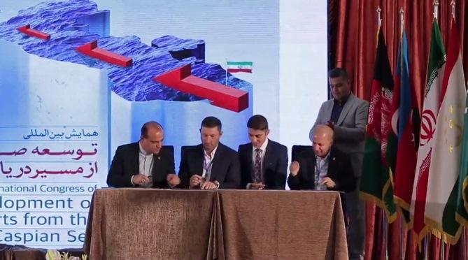 ساخت بزرگترین پایانه صادراتی و ترانزیتی شمال کشور در بندرانزلی