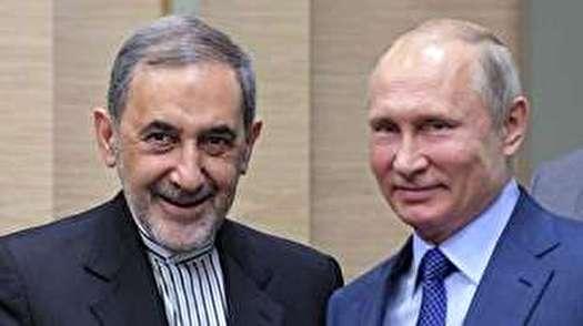 روابط ایران و روسیه رو به رشد است