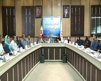 دیدار تعدادی از معلولان نخبه استان با استاندار