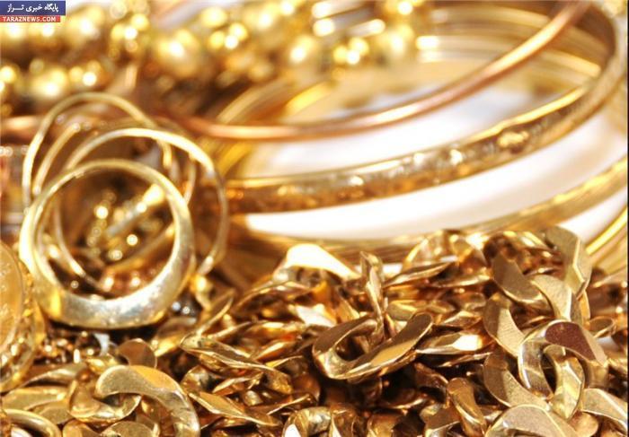قیمت طلا و سکه در بازار شیراز 3 تیر