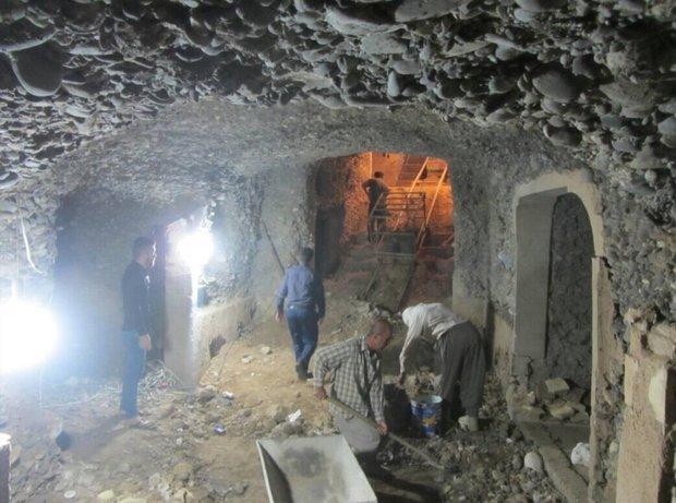 آغاز احیای شهر زیر زمینی دزفول