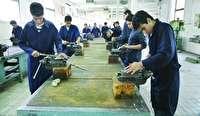 آموزش نیروی کار ماهر در سازمان فني و حرفه اي