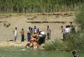 کشف جسد یکی از دو غریق زیرینه رود