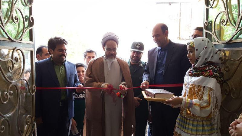 افتتاح نمایشگاه توانمندی های فنی و حرفه ای در قوچان