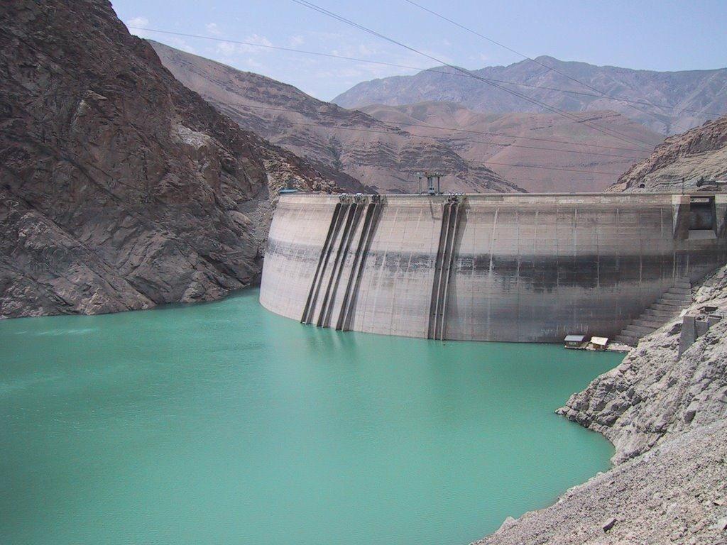 کاهش ذخیره آب سدهای خراسان رضوی