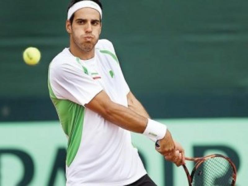 نایب قهرمانی نخستین ایرانی در تنیس فیوچرز