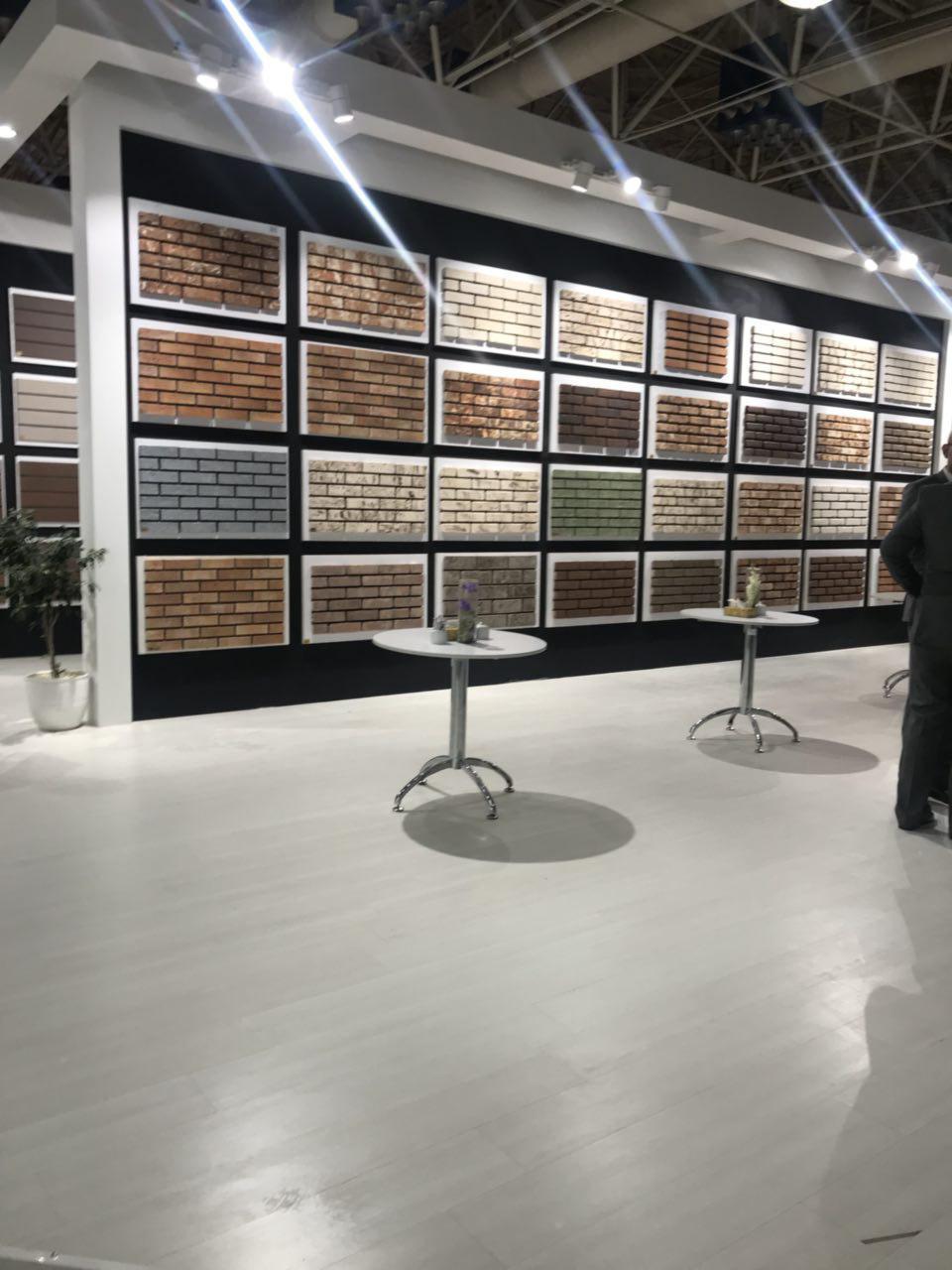 آغاز هجدهمین نمایشگاه بین المللی صنعت ساختمان
