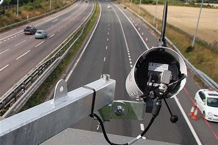 دوربین های ثبت تخلفات جاده ای 2/3 میلیون راننده را جریمه کرد
