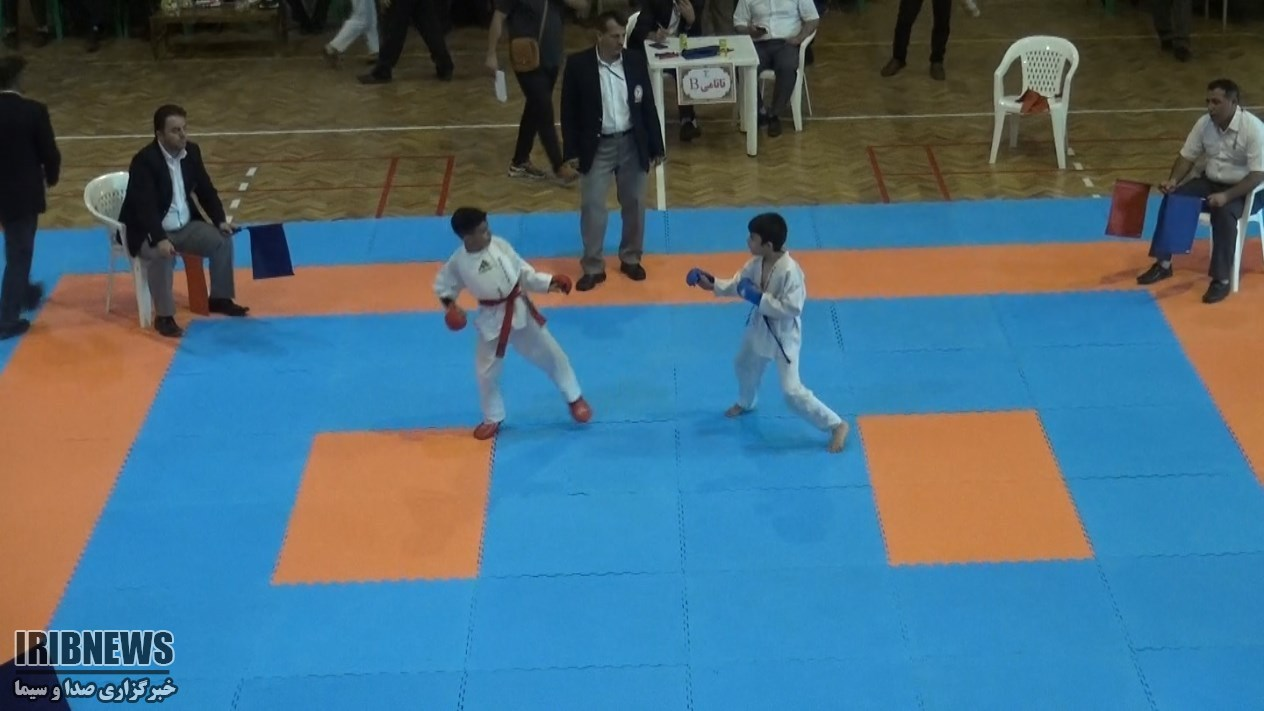بیستمین دوره مسابقات کاراته قهرمانی کشور