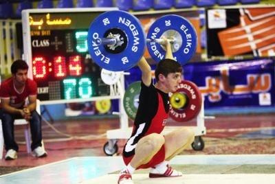 وزنهبرداران فارس موفق در مسابقات نوجوانان کشور