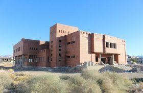 بزرگترین پروژه فرهنگی لارستان در مسیر توقف