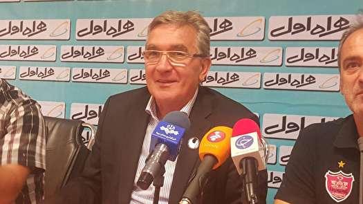 استقلال بهترین تیم سوم ایران