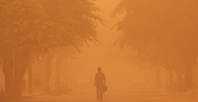 طبق پیشبینی هواشناسی طوفان و گردو خاک در سیستان و بلوچستان