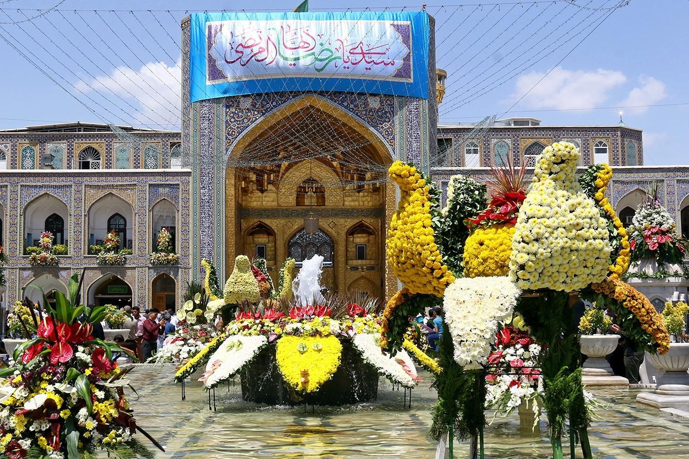اعلام ویژه برنامههای جشن عید قربان در حرم رضوی
