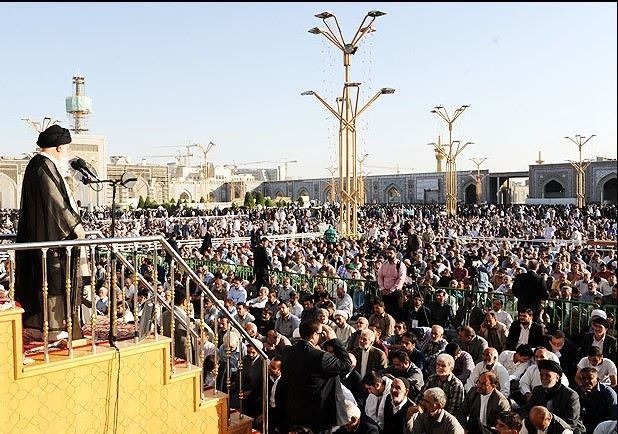 برگزاری نماز عید قربان در حرم رضوی؛ فردا