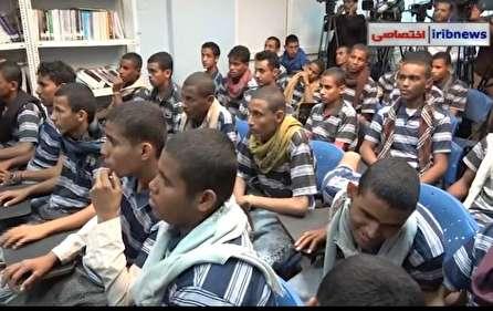 آزادی ۳۱ نظامی نوجوان مزدورسعودی بدست ارتش یمن