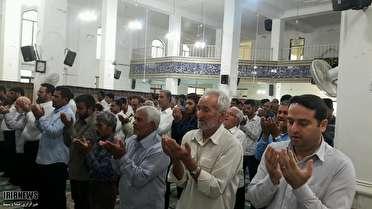 اقامه نماز عید سعید قربان