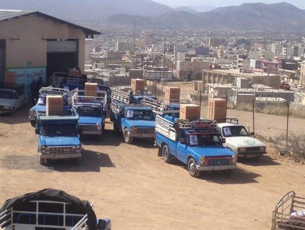 جشن ازدواج و اهداء جهیزیه به ۱۰۰ زوج جوان در دهدشت