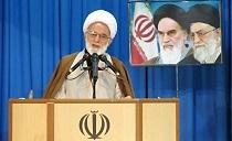 خطیب جمعه اراک ایران اسلامی آماده مقابله با تهدید دشمنان