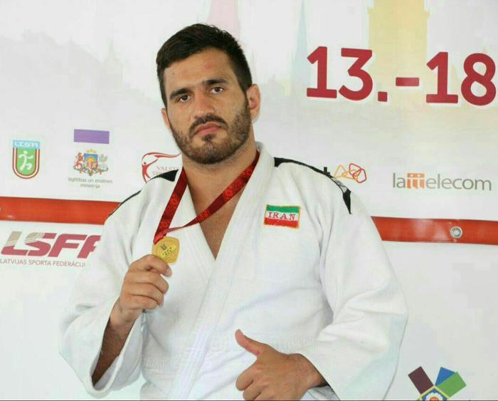 در اصفهان راهیابی جودوکار خراسان شمالی به اردوی تیم ملی کارگران