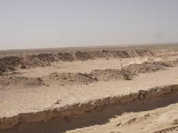 دستگیری عامل سرقت خاک زمین های ملی