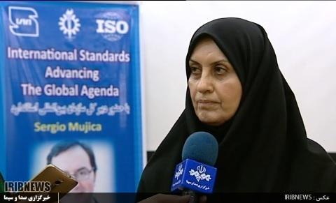 پیروزبخت در مصاحبه با خبرگزاری صدا و سیما: رتبه بیست و دوم ایران میان 163 کشور در حوزه استانداردسازی