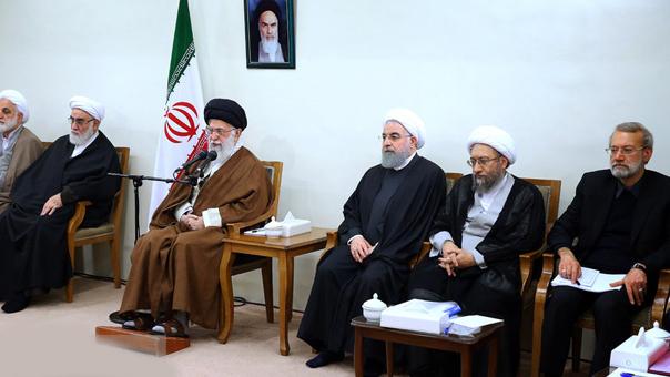 رهبر معظم انقلاب در جلسه با سران قوا؛ برای حل مسائل اقتصادی تصمیمات جدی بگیرید