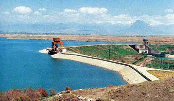 افزایش 20 درصدی ذخیره آب سد ارس