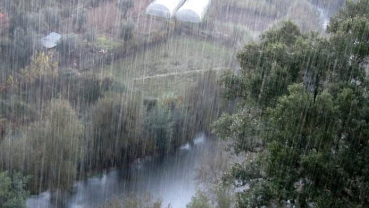 آغاز بارشهای پراکنده از بعد از ظهر امروز در سمنان