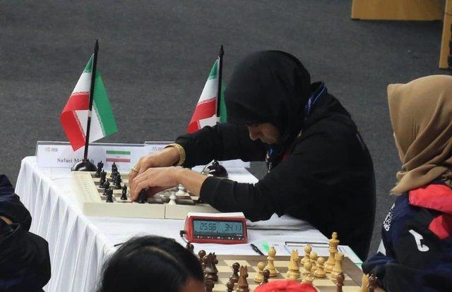 جاکارتا 2018؛ یک طلا، سه نقره و یک برنز در مسابقات سریع شطرنج نابینایان