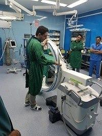 تجهیز بیمارستان حضرت زهرا (س) فریمان با 5 میلیارد ریال هزینه