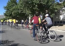 برگزاری همایش دوچرخهسواری همگانی درمهاباد