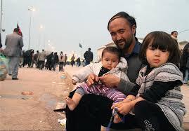 پیش بینی ورود 40 هزار زائر افغانستانی اربعین از مرز دوغارون