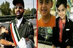 انتقال پیکر شهید کوچک حادثه تروریستی اهواز به اصفهان