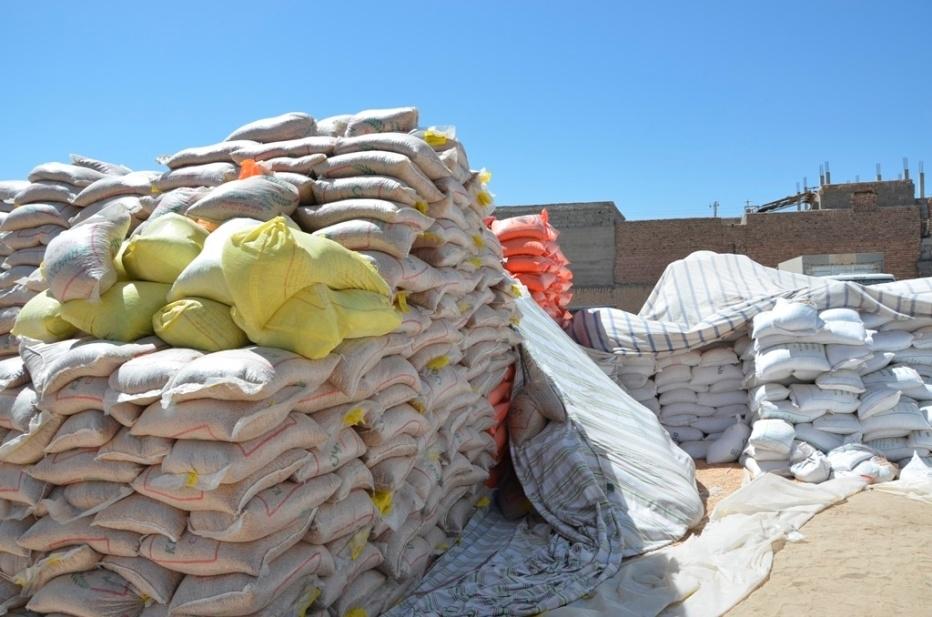 کشف بیش از 5 میلیارد ریال انواع حبوبات احتکار شده و قاچاق در زاهدان