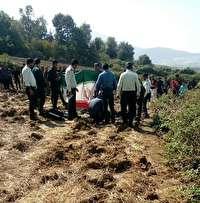 کشف جسد در علی آباد کتول