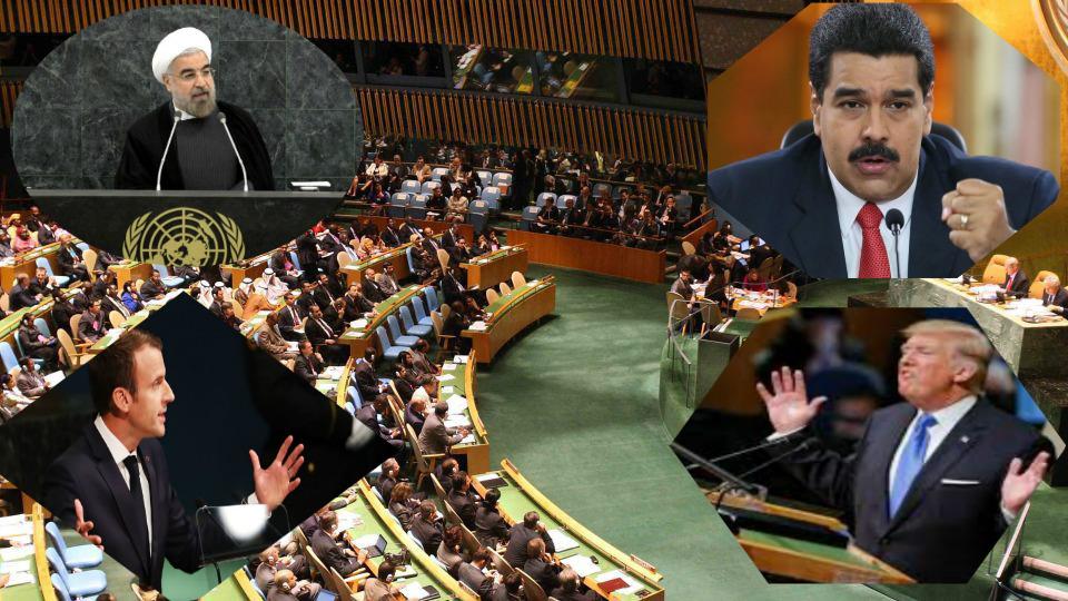تیترهای جالب توجه از تحولات سازمان ملل