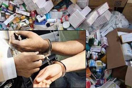توقیف پانصد تن دارو؛ عملیات اینترپل برای مقابله با خرید و فروش داروهای غیرقانونی
