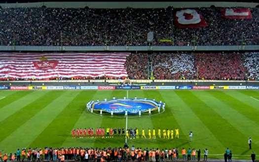پرسپولیس ایران 0-1 السد قطر تا پایان نیمه نخست
